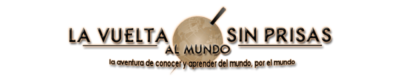 Logo La Vuelta al Mundo Sin Prisas
