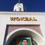 Qué complicado es entrar en Turkmenistán
