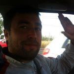 Mi taxista hasta Osh (Kirguistán)