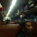 Tren destino Turfán (China)