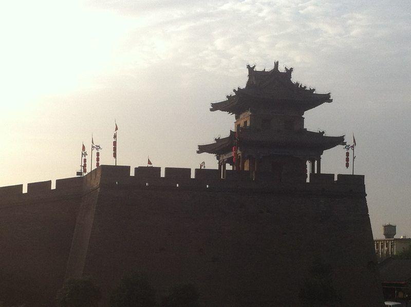 Xi'an cuna de la Ruta de la Seda