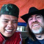 una aventura de ida y vuelta en Myanmar