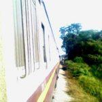 Tren en Tailandia