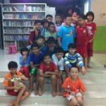 Buda y los niños