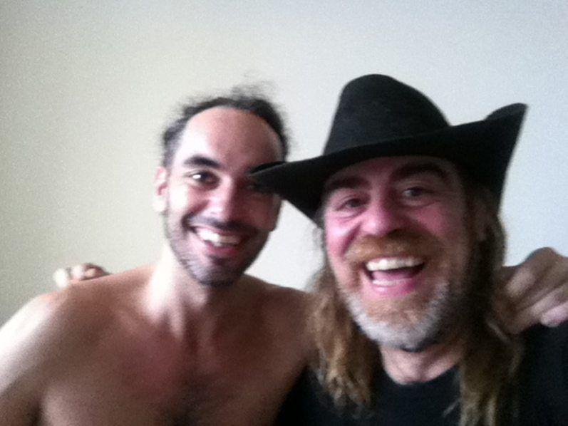 Gonzalo y yo