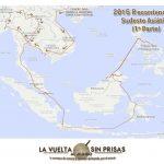 Sudeste asiático: visados y fronteras