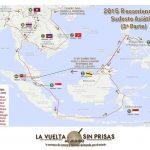 presupuesto para viajar por el Sudeste Asiático