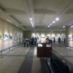 Otra gran sala con exposiciones en el Memorial a Sun Yat-sen