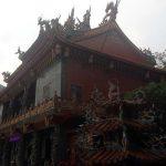 Uno de los templos de Jiufen