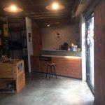 Recepción del hostel Duckstay