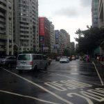 Caminando hacía el Songshan Cultural Creative Park