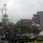 Área de Taipei donde viven Rocío y su famila