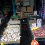 En el mercado