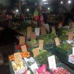 En el mercado: verduras