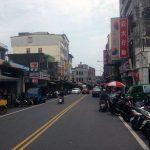 Las calles de Toucheng