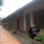 Viejas casas de Toucheng