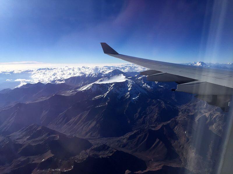 El Aconcagua: Chile puerta a América