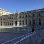 Chile puerta a América