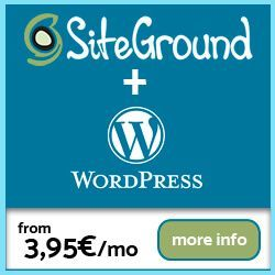 create your website or blog with WordPress