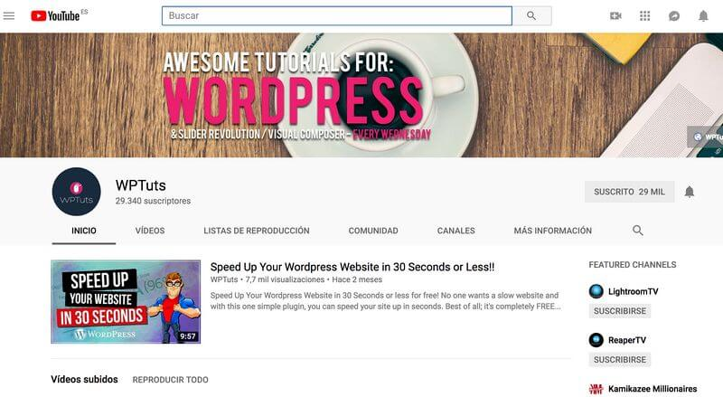 Crear tu blog con Wordpress