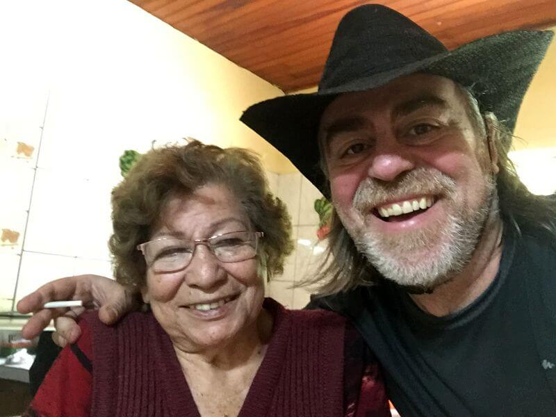 Agradecimientos Carmen la matriarca