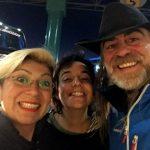 Encuentro con Timón y Ro a mi llegada a Cipolletti