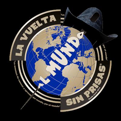La Vuelta al Mundo Sin Prisas logo